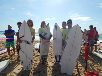 Board Meeting Charity Surf Event